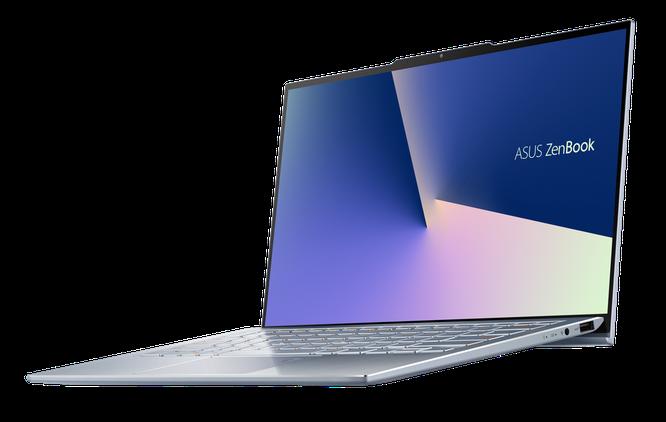 Asus đảo ngược notch để có mẫu laptop viền mỏng nhất thế giới, card đồ họa rời ảnh 2