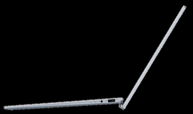 Asus đảo ngược notch để có mẫu laptop viền mỏng nhất thế giới, card đồ họa rời ảnh 4