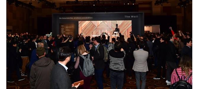 Công nghệ đặc biệt bên trong chiếc tivi màn hình khổng lồ 219 inch của Samsung ảnh 1