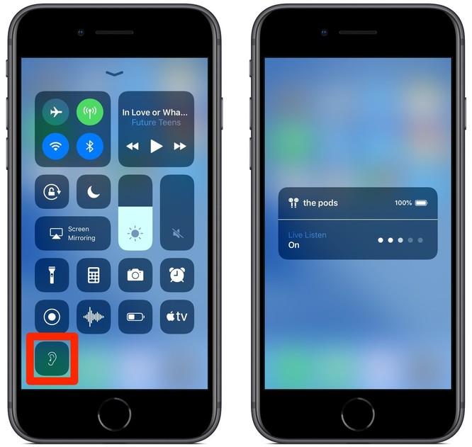 Xôn xao về tính năng giúp biến iPhone và AirPods trở thành thiết bị gián điệp ảnh 3