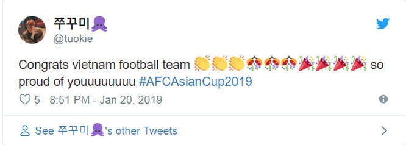 Bạn bè quốc tế nói gì về chiến thắng của đội tuyển Việt Nam trước Jordan? ảnh 8