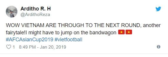 Bạn bè quốc tế nói gì về chiến thắng của đội tuyển Việt Nam trước Jordan? ảnh 6