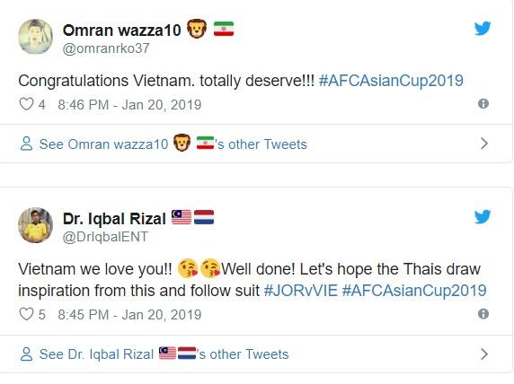 Bạn bè quốc tế nói gì về chiến thắng của đội tuyển Việt Nam trước Jordan? ảnh 3