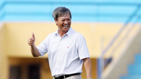 """HLV Lê Thụy Hải: """"Trận đấu hôm nay đã chứng tỏ đội tuyển Việt Nam xứng tầm châu lục"""""""