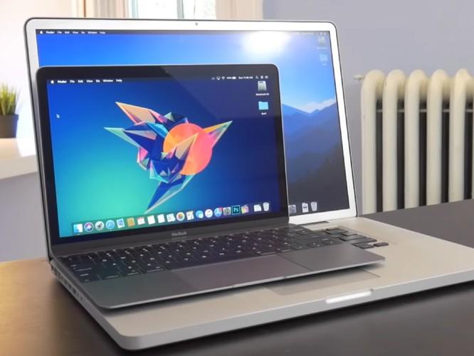 Apple sắp trình làng MacBook Pro 16 inch? ảnh 2