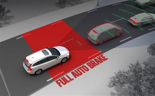 40 quốc gia ký thỏa thuận xe hơi phải có công nghệ phanh tự động, bắt đầu từ năm 2020 ảnh 1
