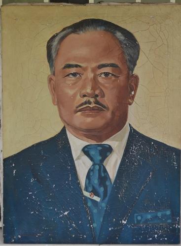 Bảo tàng Mỹ thuật Việt Nam bàn giao tác phẩm mỹ thuật sau tu sửa cho Bảo tàng Kaysone Phomvihane ảnh 2