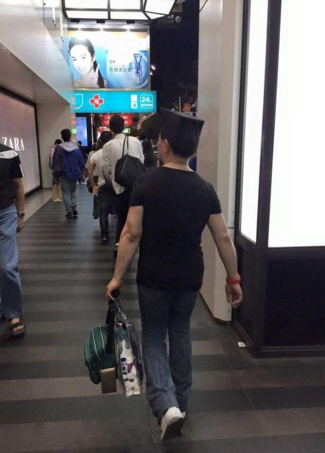 Thất tình, người đàn ông Đài Loan cắt tóc vuông và cái kết ảnh 4