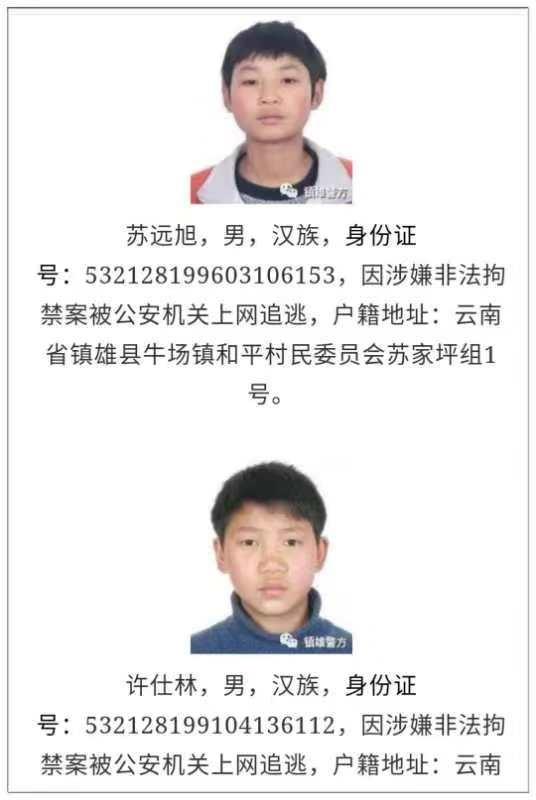 Cười vỡ bụng với ảnh truy nã tội phạm của cảnh sát Trung Quốc ảnh 1