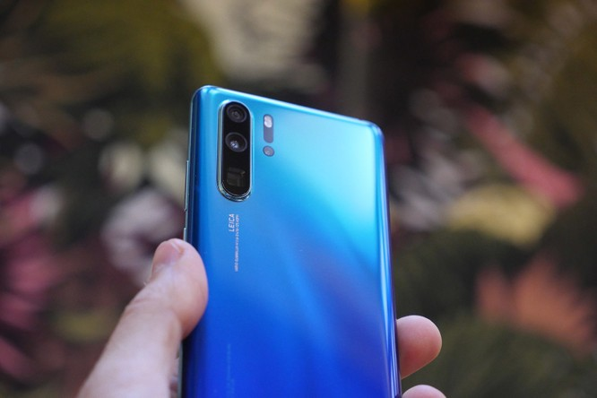 Đánh giá Huawei P30 Pro vừa ra mắt ảnh 3
