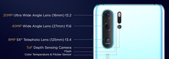Đánh giá Huawei P30 Pro vừa ra mắt ảnh 4