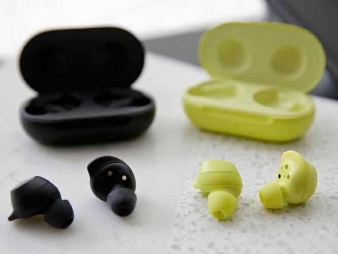 Đánh giá tai nghe không dây AirPods của Apple và Galaxy Buds của Samsung ảnh 16