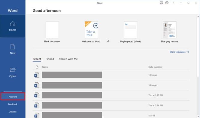 Cách bật chế độ tối cho đỡ hại mắt trong Windows 10, Microsoft Edge và Office ảnh 5