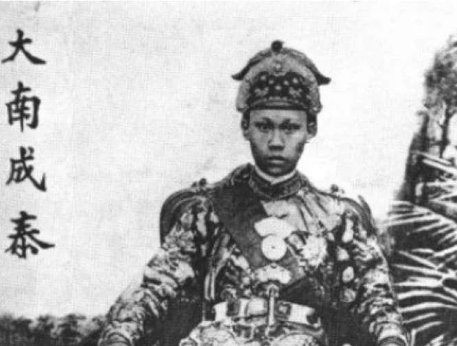 Kinh ngạc hậu vệ Văn Thanh có gương mặt giống hệt vị vua triều Nguyễn ảnh 2