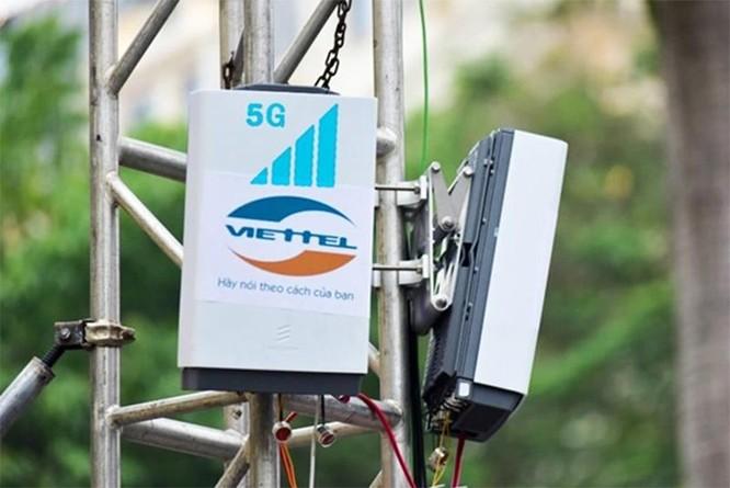 Nhà mạng lớn nhất Việt Nam tuyên bố tự phát triển mạng 5G ảnh 1