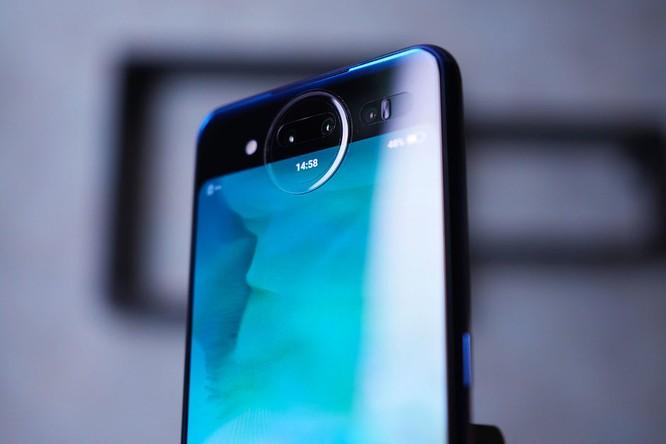 Samsung Galaxy A80 chính thức ra mắt: màn hình Vô cực kiểu mới, camera đa chức năng xoay lật độc đáo ảnh 3
