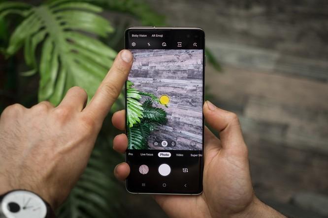 Cách tạo ảnh GIF trên Galaxy S10, S10+ hoặc S10e của Samsung mà không cần tải xuống bất kỳ ứng dụng nào ảnh 2