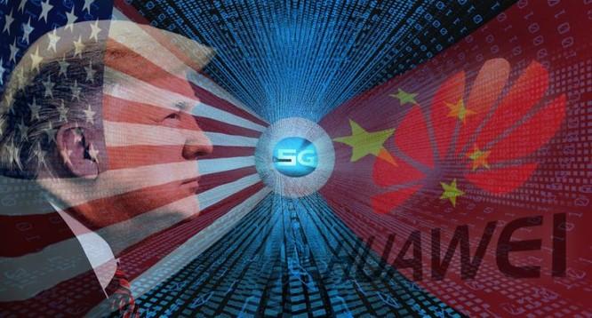 Mỹ chẳng có chiến lược gì để đối đầu với Trung Quốc trong cuộc đua 5G? ảnh 1