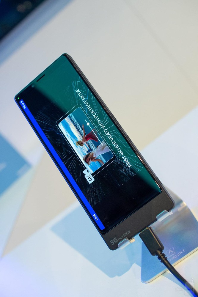 8 mẫu điện thoại 5G ra mắt vào năm 2019 ảnh 5