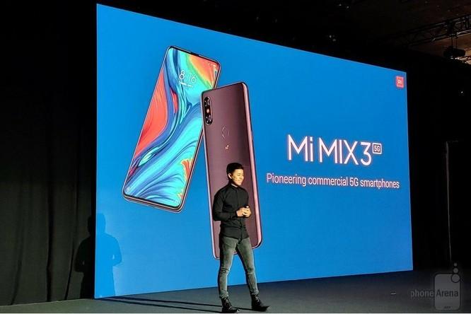 8 mẫu điện thoại 5G ra mắt vào năm 2019 ảnh 6