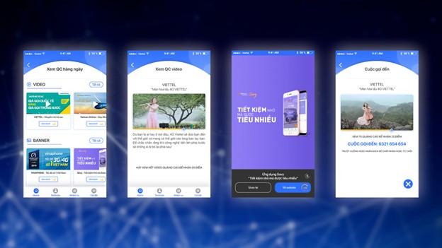 Alivar - ứng dụng xem quảng cáo nhận được tiền ra mắt thêm nhiều tính năng mới ảnh 2