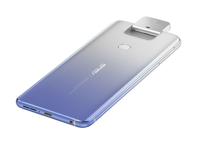 Asus ZenFone 6 trình làng: camera xoay lật, pin khủng, giá mềm ảnh 1