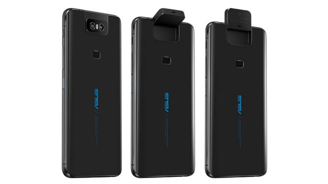 Asus ZenFone 6 trình làng: camera xoay lật, pin khủng, giá mềm ảnh 2
