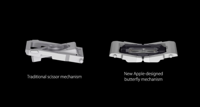 Bàn phím cánh bướm bị dân tình chê tơi tả, Apple thiết kế bàn phím mới dễ sửa chữa hơn ảnh 1