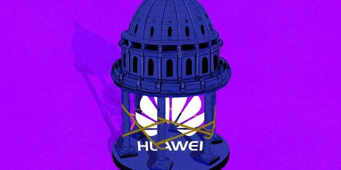 Huawei chỉ là 'tốt thí' trong cuộc Chiến tranh Lạnh mới giữa Trung Quốc và Mỹ ảnh 8
