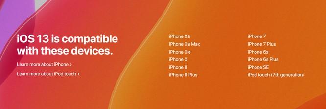 Bao giờ iOS 13, iPadOS và watchOS 6 chính thức phân phối đến tay người dùng? ảnh 1