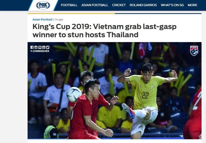 Báo chí và người hâm mộ Thái Lan nói gì về trận thua trước Việt Nam? ảnh 2