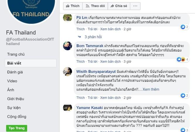 Báo chí và người hâm mộ Thái Lan nói gì về trận thua trước Việt Nam? ảnh 3