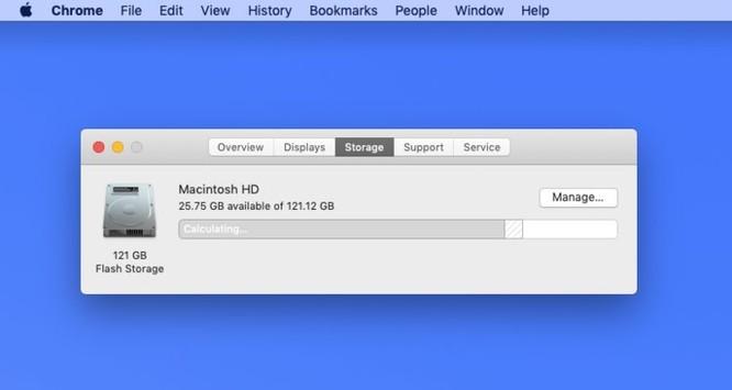 6 cách để tăng tốc cho máy Mac của bạn ảnh 2