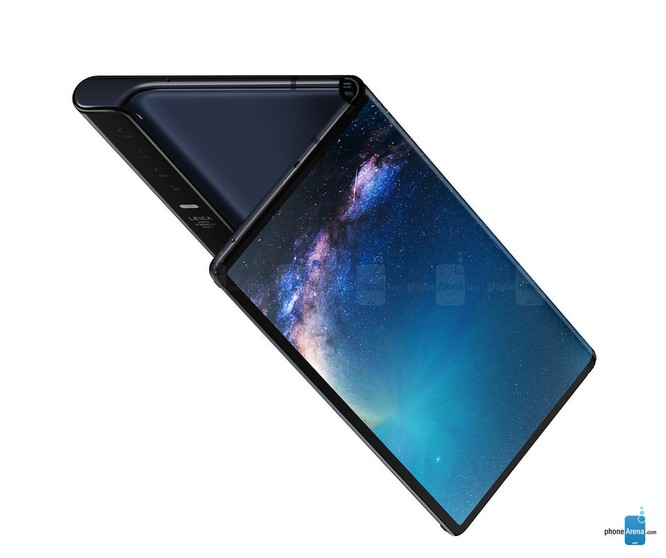 Huawei Mate X đã chốt được thời điểm lên kệ, vẫn được phép dùng hệ điều hành Android ảnh 1