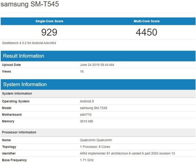 Dòng máy tính bảng tầm trung 2019 của Samsung có gì đặc biệt? ảnh 1
