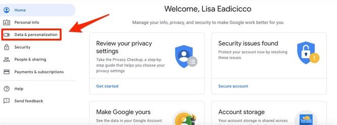 Cách xóa tự động dữ liệu vị trí của bạn trên ứng dụng của Google ảnh 2