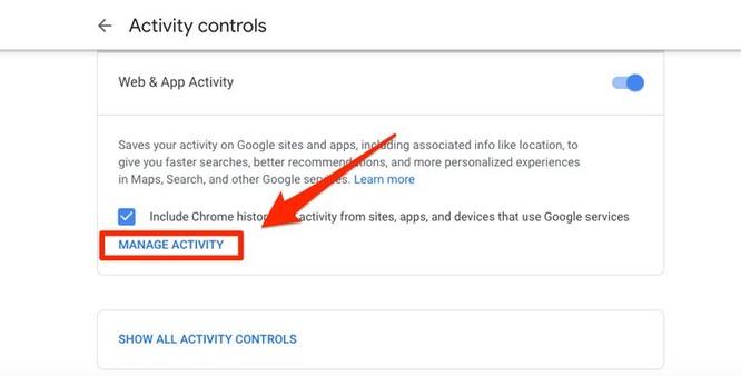 Cách xóa tự động dữ liệu vị trí của bạn trên ứng dụng của Google ảnh 3