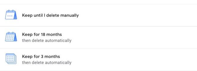 Cách xóa tự động dữ liệu vị trí của bạn trên ứng dụng của Google ảnh 5