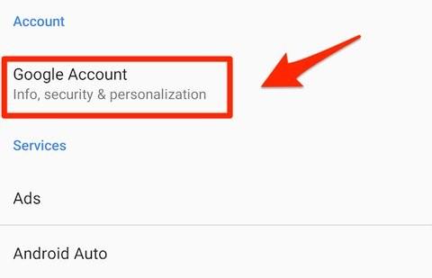 Cách xóa tự động dữ liệu vị trí của bạn trên ứng dụng của Google ảnh 7