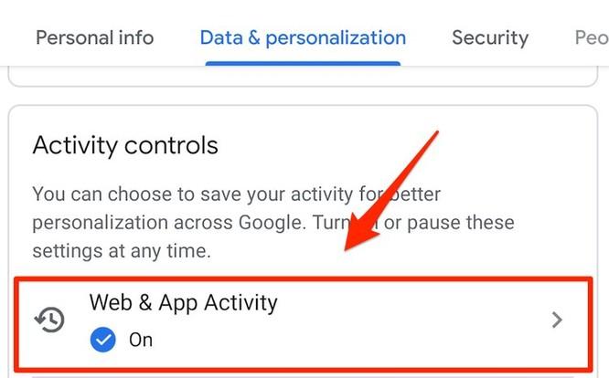 Cách xóa tự động dữ liệu vị trí của bạn trên ứng dụng của Google ảnh 9