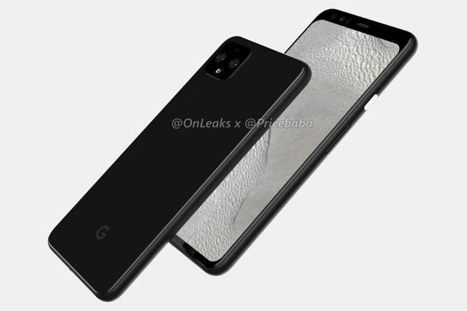 Google Pixel 4 XL lộ diện ảnh 1