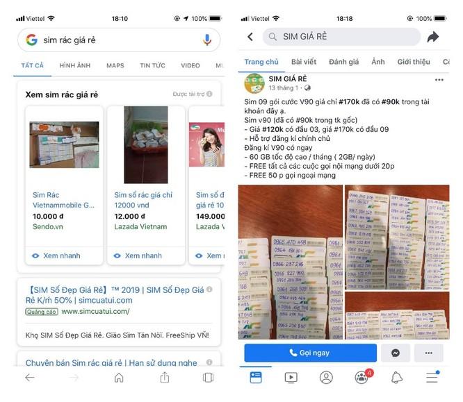 Bài 1: Mua SIM kích hoạt sẵn dễ như mua rau - Nhà mạng dung túng cho SIM rác? ảnh 2