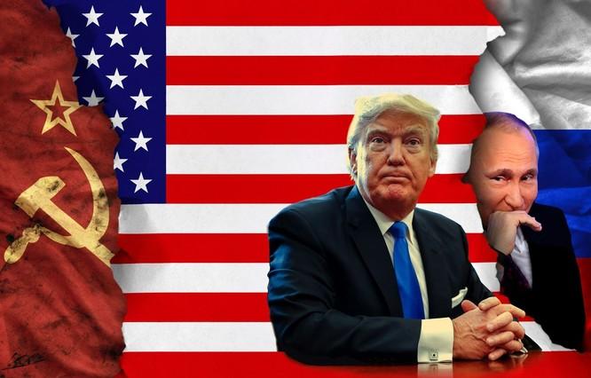 Chiến tranh thế giới phức hợp Mỹ - Nga và Mỹ - Trung ảnh 1