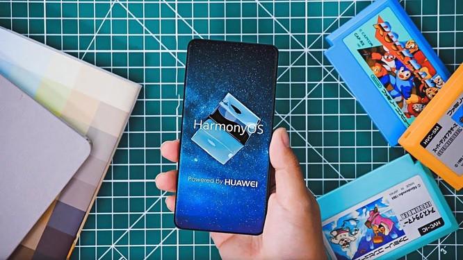 Huawei bất ngờ ra mắt hệ điều hành HarmonyOS ảnh 1
