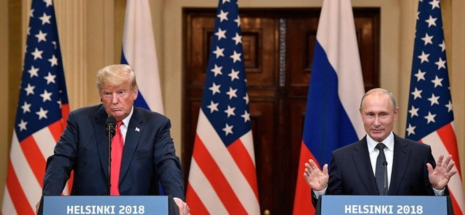"""Chiến lược """"chiến thắng không cần chiến tranh"""" trong quan hệ Mỹ-Nga ảnh 1"""