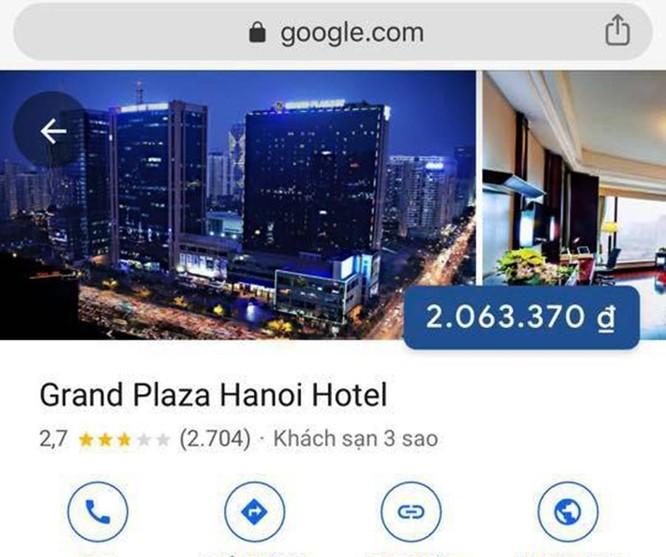 KS Grand Plaza Hà Nội bị người dùng mạng xã hội đồng loạt chấm 1 sao sau sự việc quản lý KS xua đuổi phụ nữ và trẻ em đứng tránh trú dông lốc ảnh 2