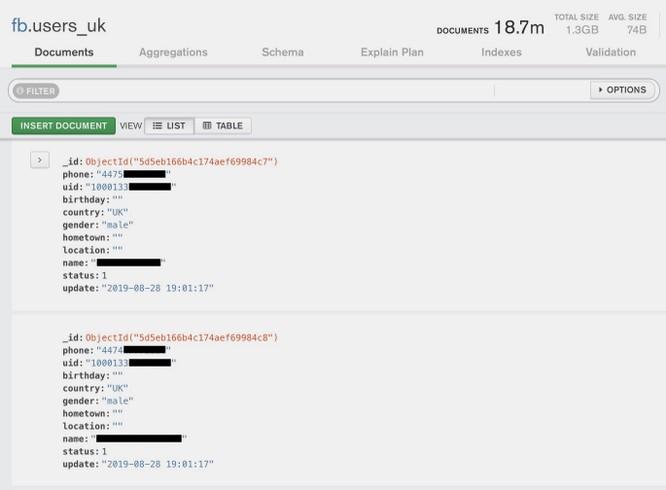 50 triệu người dùng Facebook Việt Nam bị rò rỉ ID và số điện thoại, Facebook nói gì? ảnh 1