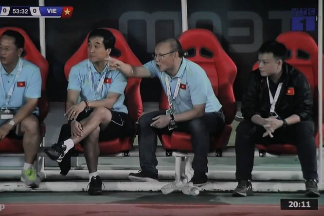 Đội tuyển Việt Nam - Thái Lan chia điểm trong một trận cầu căng như dây đàn ảnh 1