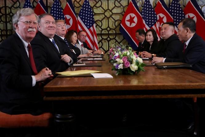Giải mã quyết định của Tổng thống Mỹ Donald Trump sa thải Cố vấn an ninh quốc gia John Bolton ảnh 1
