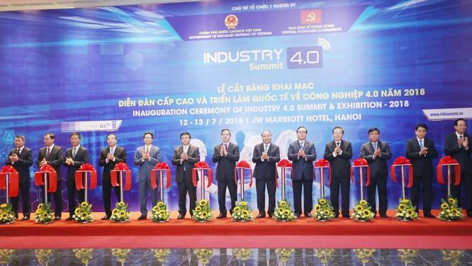 Bộ Chính trị ban hành Nghị quyết về chủ động tham gia cách mạng công nghiệp lần thứ tư ảnh 1